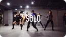 SOLO - JENNIE / Jiyoung Youn Choreography