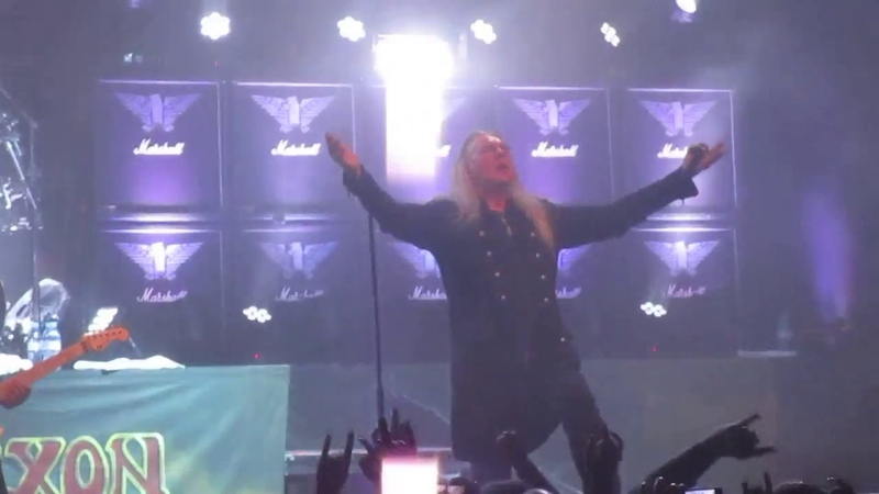 Saxon Battering Ram Full Live Version Lyon 2018