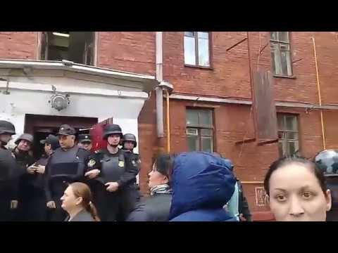 СРОЧНО В Стране нефти и газа людей сделали БОМЖами Наёмники УФССП из других стран непонимают русский язык