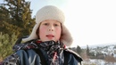 Покатушки на снегокате 1