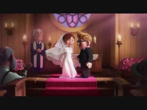 Disney Pixar's Up -Married Life - Carl Ellie (HQ)