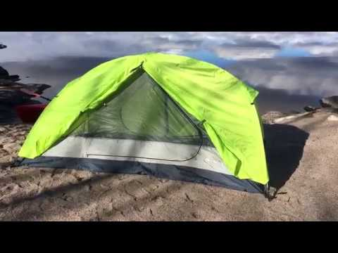 Hyke Byke Zion 2 Person (2P) Tent Review