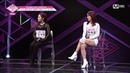 Produce 48 | FNC Trainees Ahyoung Haeyoon performing Power by Little Mix