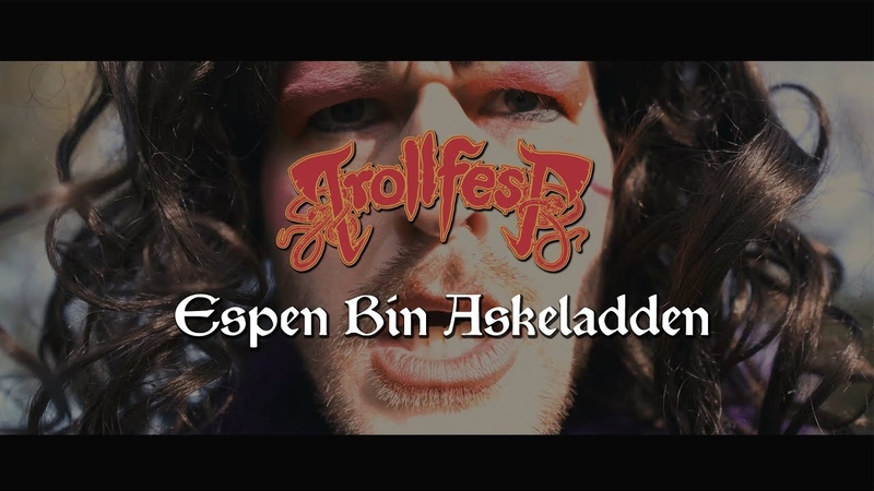Trollfest - Espen Bin Askeladden (Official Video)