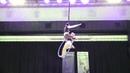 Данила Игнатьев и Арина Полупанова - Catwalk Dance Fest IX[pole dance, aerial] 30.04.18.