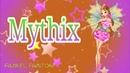 Winx Club: Flora Mythix Doll Transformation
