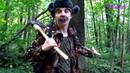 Школа выживания дяди Бори 24 часа в лесу без еды