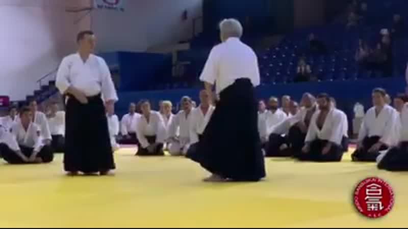 Yamada Sensei Class Belgrade Serbia. 2018