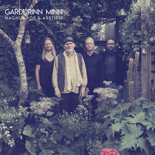 Árstíðir альбом Garðurinn minn