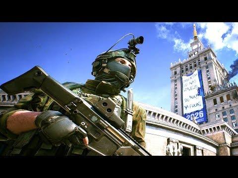 WORLD WAR 3 - Trailer (New Modern FPS War Game) E3 2018