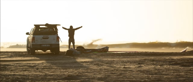 The Windsurf Project - Project Two - Skeleton Bay