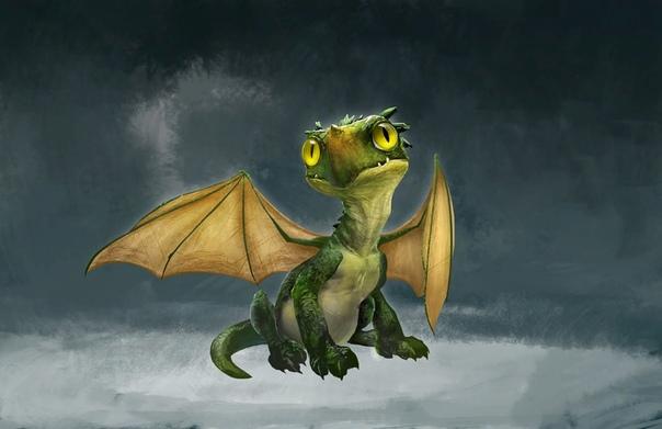 Маленький дракон только что родился, увидел барашка и пискнул: - Привет. - Бе, - успело ответить парнокопытное и превратилось в головешку. Потому что хоть дракон и был ещё совсем крохой, но