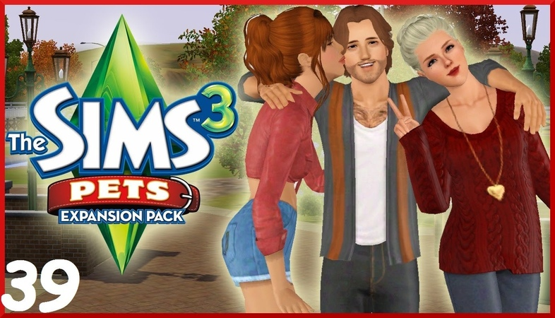Let's Play: The Sims 3 Pets - (Part 39) - Wedding Bells