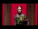 Versace Women Fall Winter 2018 - Teddy Quinlivan