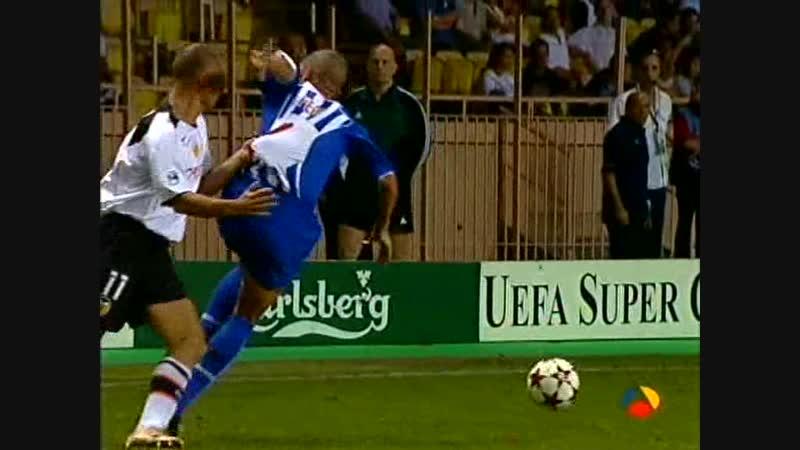 Суперкубок УЕФА 2003/04. Порту (Португалия) - Валенсия (Испания)
