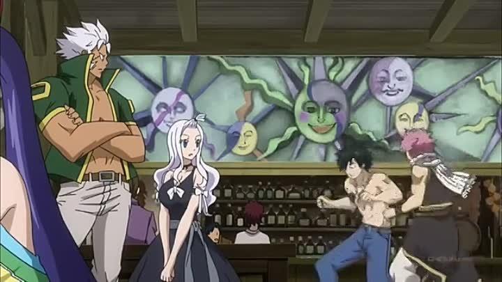 Fairy Tail 176 серия 2 сезон 1 серия