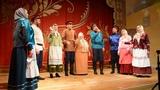 Ансамбль Бузулук в театре Русская песня