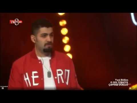 Armador - Şaka Değil   5.Tur Performansı - O Ses Türkiye