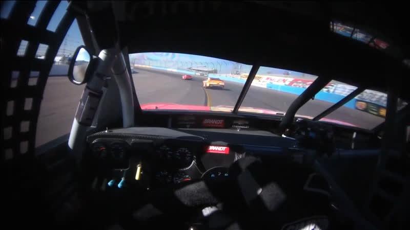 7 - Justin Allgaier - Onboard - Phoenix - Round 32 - 2018 NASCAR XFINITY Series