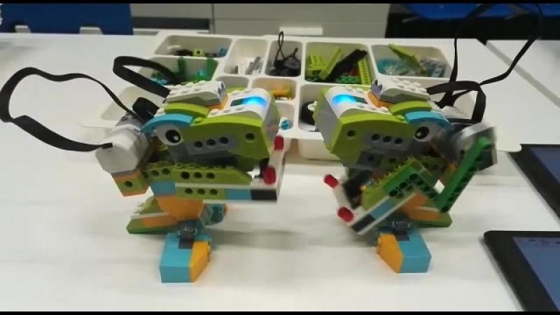 Оживляем науку вместе c LEGO Education