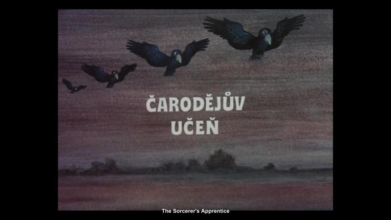 Крабат – ученик колдуна' 1977 / Carodejuv ucen