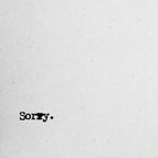 Miyagi альбом Sorry