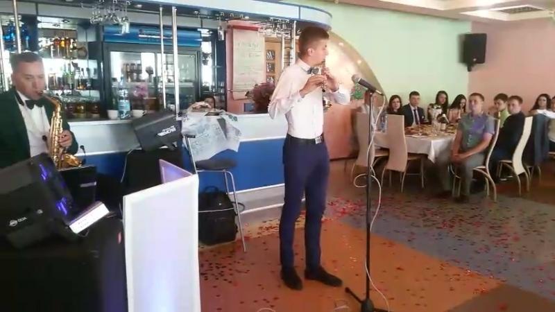Свадьба Ильи и Алеси музыкальный подарок от брата невесты