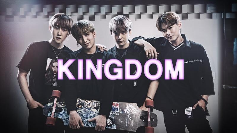[K-Pop cover dance] KingdomS-킹덤즈 (투포케이24k-날라리)