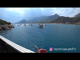Отдых на Яхте в Турции - как русские зажигают