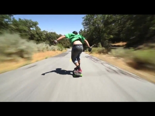 Extremely fast downhill longboarding by boarding media!