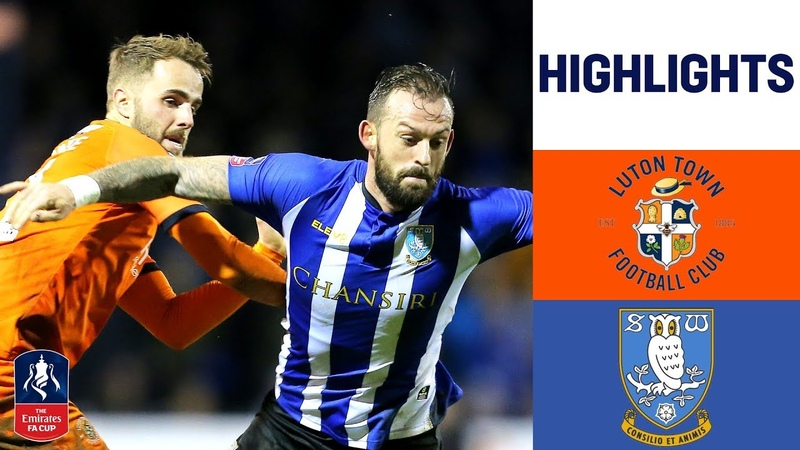 Кубок Англии | Luton 0-1 Sheffield Wednesday | Emirates FA Cup 2018/19