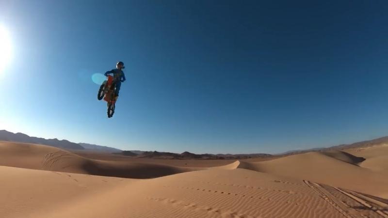 Ronnie Renner Dune Patrol [GoPro]