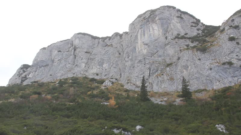 Черногория Дурмитор Вид на Crvena greda с Jablan jezero