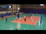 Звезда Югры (Сургут) - Белогорье - 2 (Белгород) / 07.10.2018 / 720p