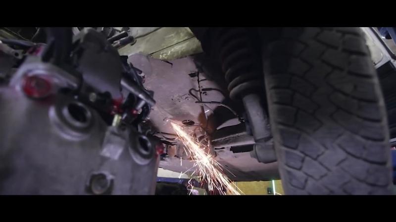 [iling show] Мотор от SUBARU в ЗАЗ 968М SUBAрожец