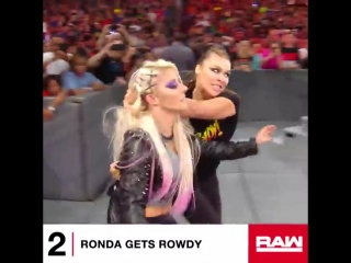 These are our Top 3 moments of the week from RAW and SDLive. Agree or disagree