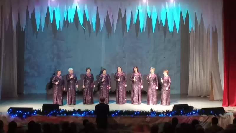 Рождественский концерт 6.01. 2019 г.