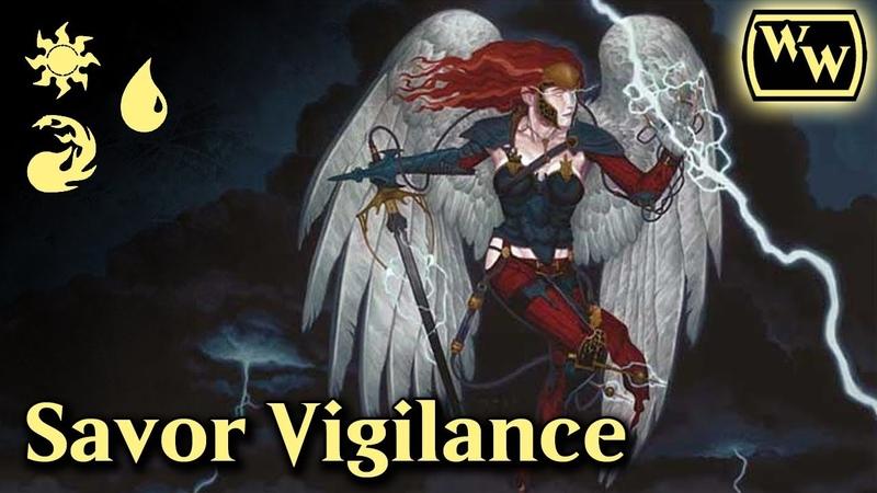 Wacky Wednesday - Modern - Savor Vigilance