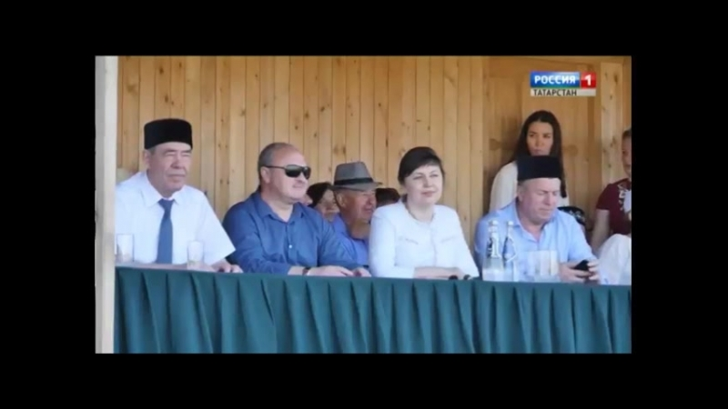 Театраль сабантуй-2018 (ГТРК-Татарстан)
