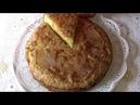 Яблочный пирог на кефире за 10 мин время выпечки Нежный с хрустящей корочкой