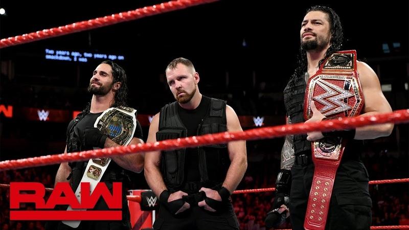 [WBSOFG] Dean Ambrose gets an unexpected offer Raw, Sept. 24, 2018