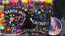 Уличная Еда Санта Муэрте   Santa Muerte   Фестиваль   Отдых в Киеве   Уличная мода   Анорико