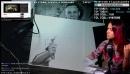 Рисуем Innerpsycho портрет Иннерпсиха, общаемся, слушаем музыку с Ташей 2