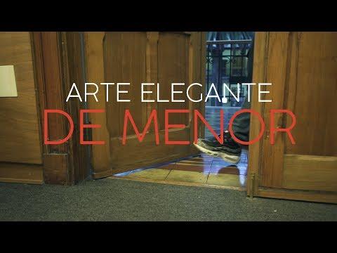 ARTE ELEGANTE - DE MENOR (Prod. Kasio)