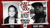 Pilz vs Davie Jones DLTLLY RapBattle (B.Day#5 M