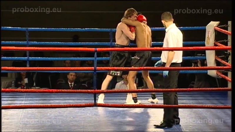 Stefan Ramazan (LAT) VS Konstantin Rovenskyy (UKR) 27.01.2014 Magadan Fights