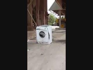 Как разобрать стиралку (VHS Video)
