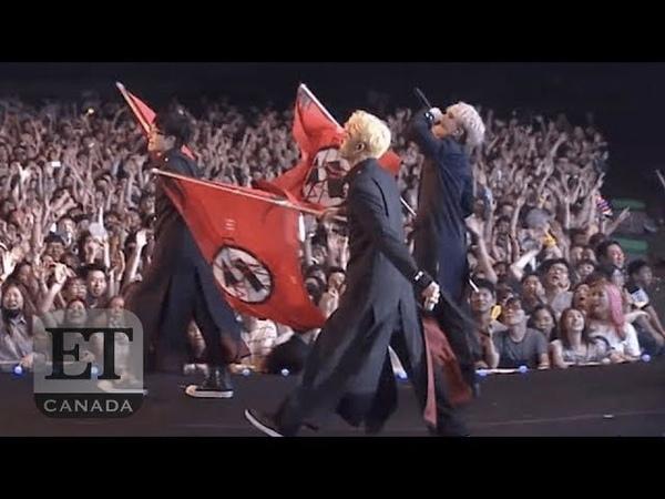 BTS Responds To Nazi Clothing Backlash