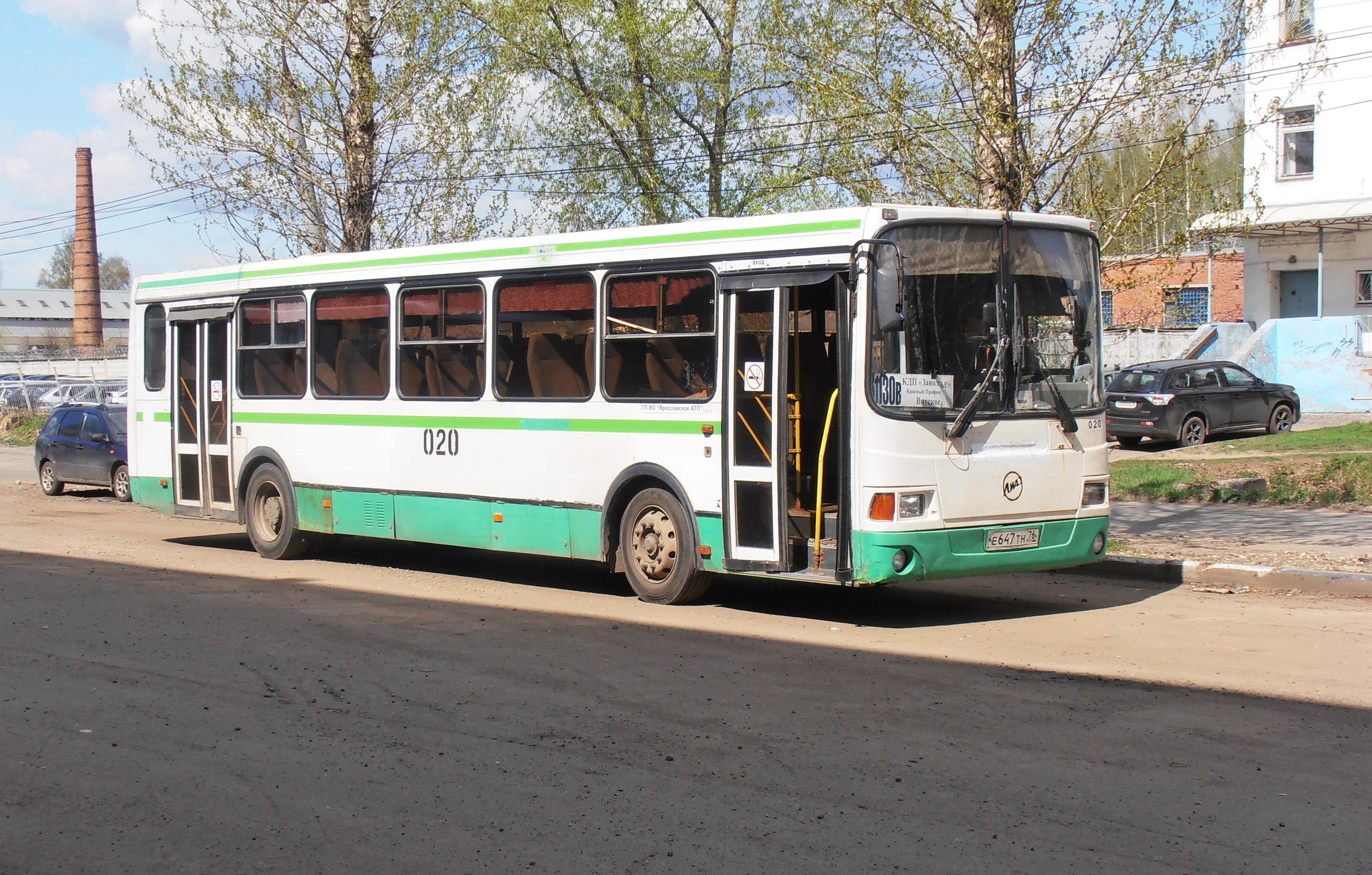 Автобус №130в