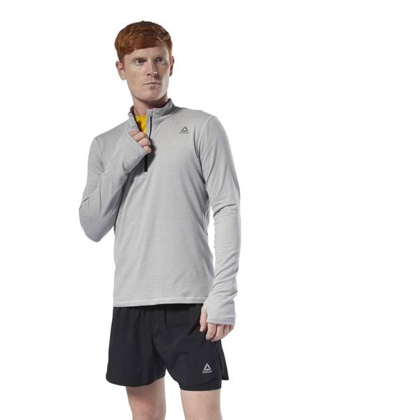Пуловер Run Essentials Quarter Zip